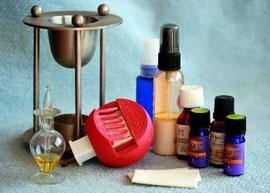 métodos de difusión para aceites esenciales