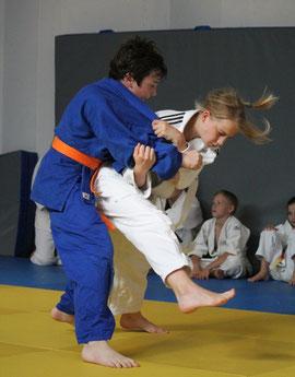 Judotraining ab 13 Jahren