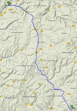 Montignac - Tayac