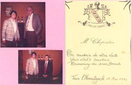 D'improbables clichés (15 mai 1986)