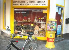 Nr 281 ... en mijn fiets op de voorgrond