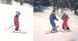 Vers 1992-1993, les Arcs