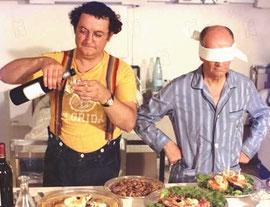 """Extrait de """"L'aile ou la cuisse » (© 1976 – Studiocanal Image)"""