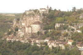 Site de Rocamadour