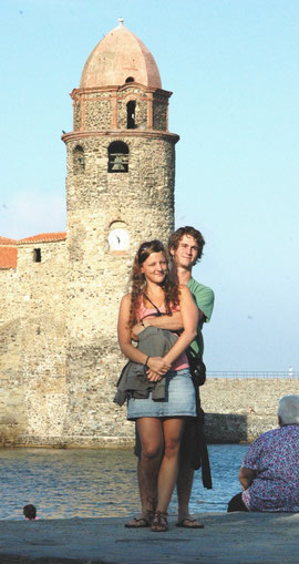 Collioure, some time in Sept. 2012