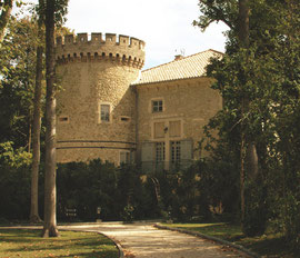 Le Château des Oliviers de Salettes