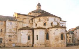 Abbatiale du XIIème siècle