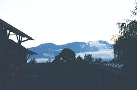 La Montagne de Lans au lever du jour