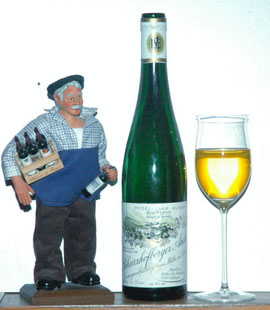 Riesling Auslese 1988, Scharzofberg, Egon Müller