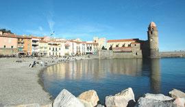 Collioure, 1er janvier 2012