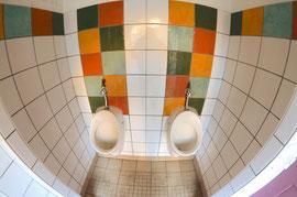 """Toilettes héraultaises revisitées """"à la Gustav Klimt"""""""