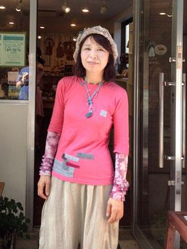 藤井智佳子さん