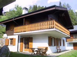 Chalet Edelweis nr 5a. 4 pers.