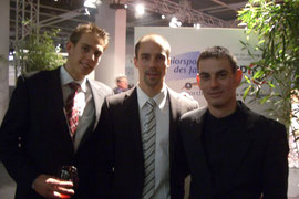 Karsten Dilla, Richard Spiegelburg, Marc Osenberg