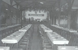 Die alte Halle von innen