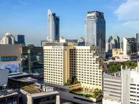 ノボテル バンコク オン サイアム スクエア ホテル