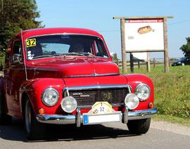 Favorit, Volvo 544 Sport B 10, Nostalgiefahrzeuge, Oldtimer,