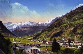 Verlag Carl Künzli-Tobler, Zürich. Gelaufen am 7.9.1920