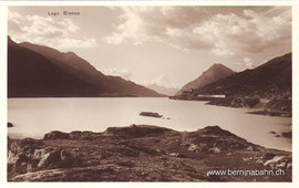 300-001 Verlag: Foto Flury, St. Moritz-Dorf & Pontresina, Karte ungelaufen