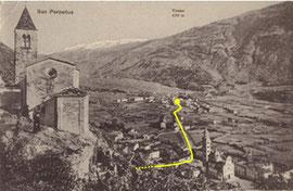585-007 aus Dr. Buombergers Eisenbahn Panoramakarten