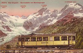 211-029 Verlag: Editions Photoglob, Zürich. Karte gelaufen am 27.6.1916