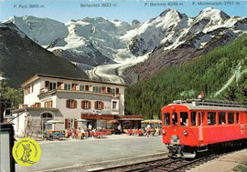 Verlag Bertschinger, Davos. Karte ungelaufen