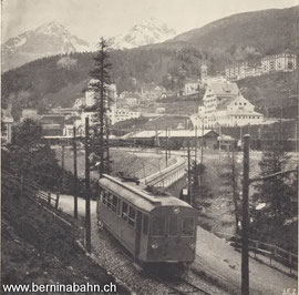 "110-003 aus ""Bernina-Bahn"" von Ilse Spiller"