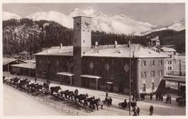 101-002 Verlag unbekannt. Karte gelaufen 1937