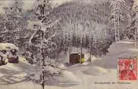 208-003b Verlag: Engadin Press, Samedan. Karte gelaufen 29.2.1912