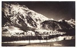 160-009 Verlag And. Hane, Rorschach. Karte gelaufen 9.2.1929