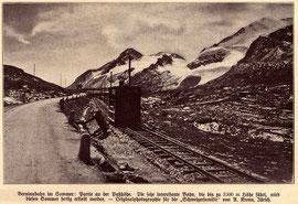 """270-006 Foto: A. Krenn, Zürich für die """"Schweizer Familie"""". Ausgabe vom 19. März 1909"""