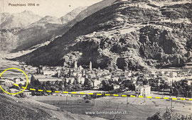 510-022 aus Dr. Buombergers Eisenbahn Panoramakarten
