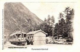 211-003 Verlag Manatschal Ebner & Cie., Chur und St. Moritz. Karte ungelaufen