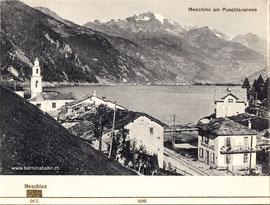 520-013 aus Dr. Buombergers Eisenbahn Panoramakarten