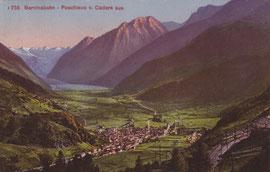 Verlag: Edition Photoglob, Zürich. Karte gelaufen am 27.7.1928