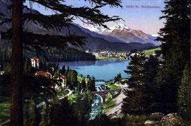 Wehrli A.-G., Kilchberg-Zürich, gelaufen 12.6.1923