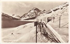 G. Spini, Photo und Verlag, St. Moritz. Karte gelaufen am 19.11.1933