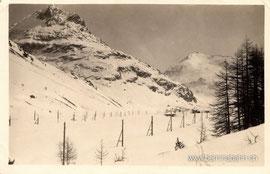 240-001 Ansichtskartenverlag G. Sommer, Samaden. Karte gelaufen 18.12.1929