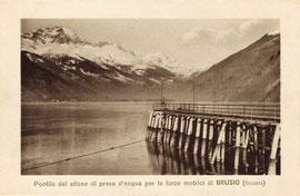 Verlag: Tipografia e Cartoleria di Fiorentini & Co, Tirano. Karte ungelaufen