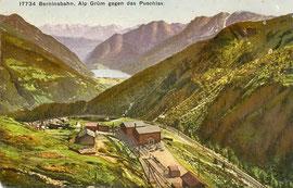 Verlag Wehrli A.-G., Kilchberg-Zürich. Karte gelaufen 1924