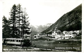 210-003 Verlag Alfredo Finzi, Lugano. Karte gelaufen 1928. Sammlung J. Rayner
