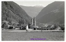 540-001 Verlag Engadin Press Co,, Samedan & St. Moritz. Karte ungelaufen, mit BRB Vermerk 3.10.1939