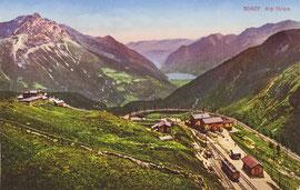 Verlag: Wehrli A.-G., Kilchberg-Zürich. Karte ungelaufen