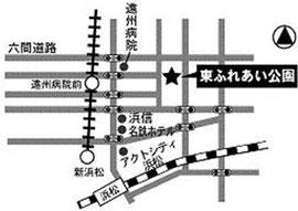 東ふれあい公園 地図