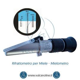 Rifrattometro per Miele - Mielometro