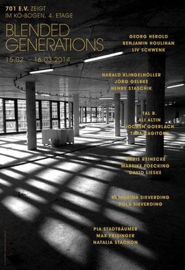 · blended generations · 701 ev © 2014