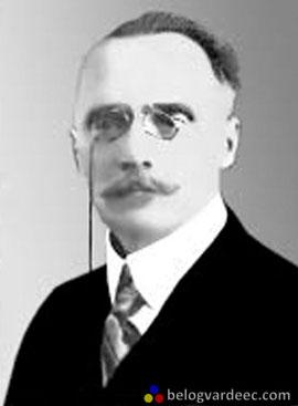 Первый председатель Кубанского Правительства Быч Лука Лавреньтич