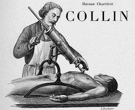Manufaktur für chirurgische Instrumente Maison Charriére Collin & Cie, Paris