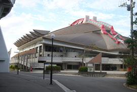 Ansicht des Budokan