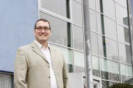 DI Dr. Matthias Slatner ist der Kopf der neuen Wirtschaftsservicestelle. Foto: Stadt Krems.